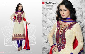 Gorgeous Designer Anarkali Semi Stiched Salwar