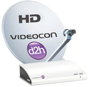 Videocon HD Set Top Box With 1 Month Platinum HD Pack