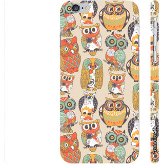 Enthopia Designer Hardshell Case Insomniacs Back Cover for Apple IPhone 6 Plus