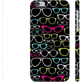 Enthopia Designer Hardshell Case Nerdy Or Cool Back Cover for Apple IPhone 6 Plus