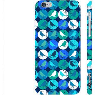 Enthopia Designer Hardshell Case BirdS Eye Back Cover for Apple IPhone 6 Plus