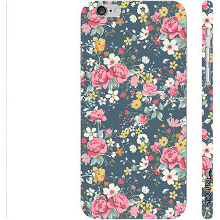 Enthopia Designer Hardshell Case Blue Blossom Back Cover for Apple IPhone 6 Plus