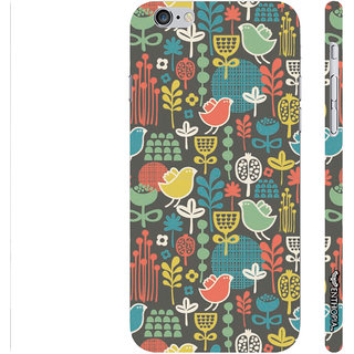 Enthopia Designer Hardshell Case Poultry It Up! Back Cover for Apple IPhone 6 Plus