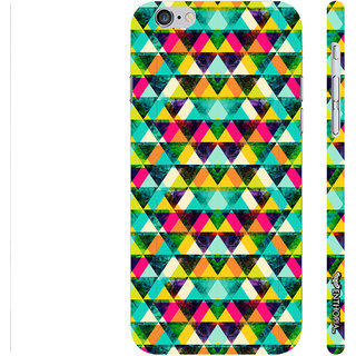 Enthopia Designer Hardshell Case Twisty Tangles Back Cover for Apple IPhone 6 Plus