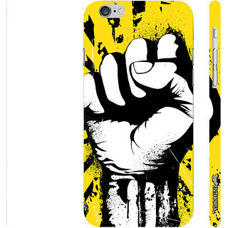 Enthopia Designer Hardshell Case Pump Revolution Back Cover for Apple IPhone 6 Plus