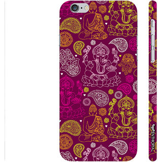 Enthopia Designer Hardshell Case Mythology Back Cover for Apple IPhone 6 Plus