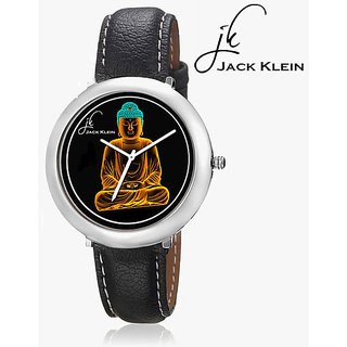 Buy Jack Klein Stylish Graphic Watch 1208