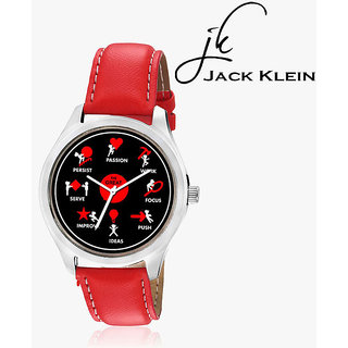 Buy Jack Klein Stylish Graphic Watch 1209