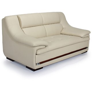 HOLA Beige Sofa Set 2 Seater