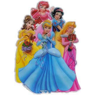 Happy Kids Sticker- Princess