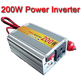 Dc 12V To Ac 220V  Usbpower Inverter.200W 200 W Watt Car Use