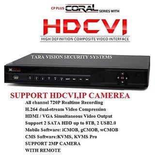 CP Plus CORAL HDCVI 16 Channel DVR CP-UVR-1601E2