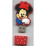 Microware USB 2.0 4GB Micky Pen Drive