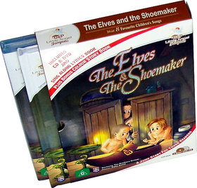 The Elves and the Shoemaker Story Book