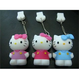 Microware Usb 2.0 4gb Hello Kitty Pen Drive