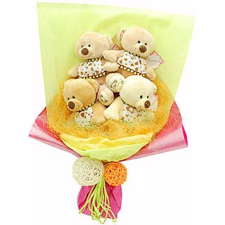 FLABERRY - BEAR BOUQUET 04