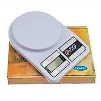 SF400 10KGS DIGITAL KITCHEN SCALE WEIGHING SCALE MEASURING FROM 1G TO 10000G
