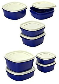 Cutting Edge Snap Tight Air Tight Storage Container Combo Set Of 8