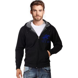 BTR Men's Hooded Jacket