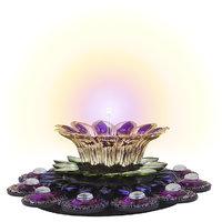 Sukkhi Radiant Purple Electronic Diya Candle