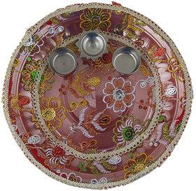 Sukkhi Best Selling Designer Pooja Thali Set
