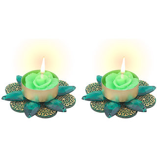 Sukkhi Diya Candle In Dual Colour