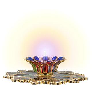 Sukkhi Multicoloured Electronic Diya Candle
