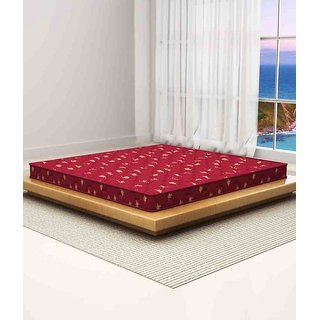 Sleepwell AD Mattress,78x60x5inch, 5inch