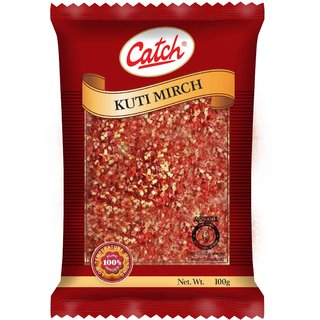 KUTI MIRCH POWDER OF CATCH SPICES (100GMS)