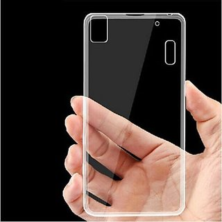 Lenovo K3 Note Transparent Back Cover