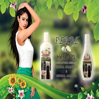 Herbs 21 Hair Oil