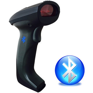 Pegasus PS1110BT Bluetooth Wireless / Memory 1D Laser Barcode Scanner