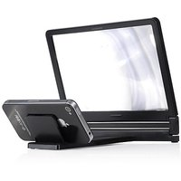 F1 3D Enlarged Screen For Mobile Accessory Combo(Black)