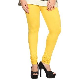 Shayan Saffron Yellow Leggins