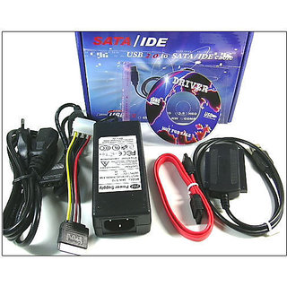 SATA / IDE to USB Adaptar Cable for HDD CDRW DVD !!!