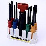 Universal Tool Kit - 8 Pcs Screw Driver Set