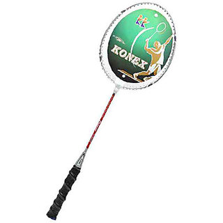 Sport Arena G4 Badminton Racquet (Black Blue Red Weight - 3U)