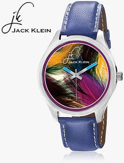 Buy Jack Klein Stylish Graphic Watch 1206