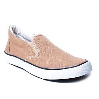Rexona Mens Casual Canvas Sneaker - Classic-Beige