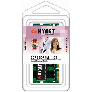 Hynet Laptop DDR2 SDRAM1 GB 800 MHZ