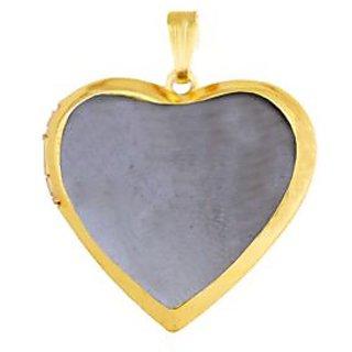 Men Style Gold  Heart  Love Pendent
