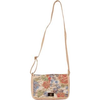 Lizzie Net Sling Bag for Women