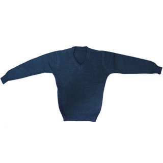 ROOPAS COMBO of 2 Boys Sweater Full Sleeves Solid Color for 8-10 years