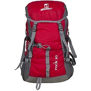 Wildcraft Rock 30 Red Rucksack