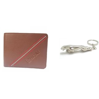 Combo Of Mens Wallets  Key Chain