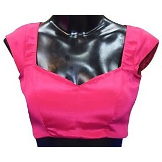Beautiful pink Designer Blouse