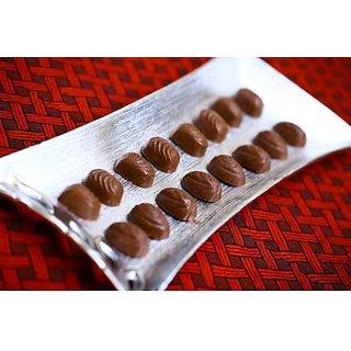 Sugar Free Creamy Milk Chocolates (Plain & Almonds)