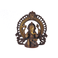 Sutra Decor Ganesha With Ring
