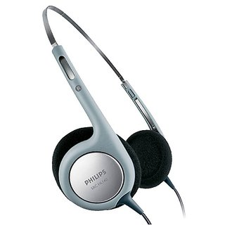 Philips SBCHL140/10 Ultra Lightweight headphone Headphones   Earphones