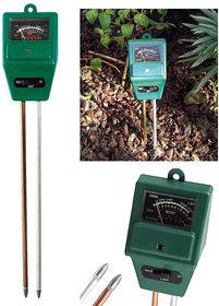 Gadget Hero's Plant Care New 3 in 1 Hydroponic Plants Soil Moisture PH Light Meter, Tester.